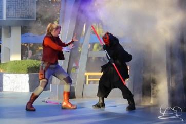 Jedi Training Trials of the Temple Disneyland-216