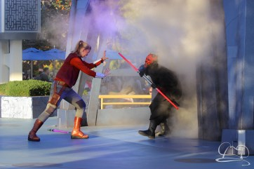 Jedi Training Trials of the Temple Disneyland-217