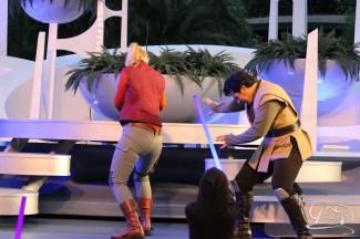 Jedi Training Trials of the Temple Disneyland-247