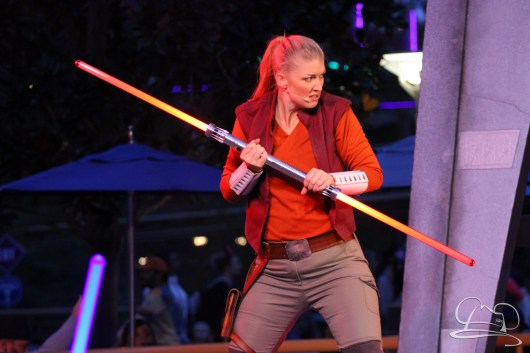 Jedi Training Trials of the Temple Disneyland-353