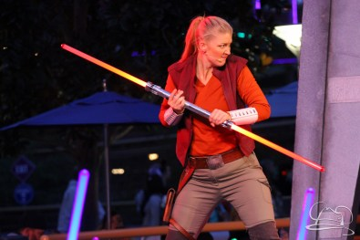 Jedi Training Trials of the Temple Disneyland-354