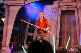 Jedi Training Trials of the Temple Disneyland-356