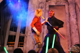 Jedi Training Trials of the Temple Disneyland-360
