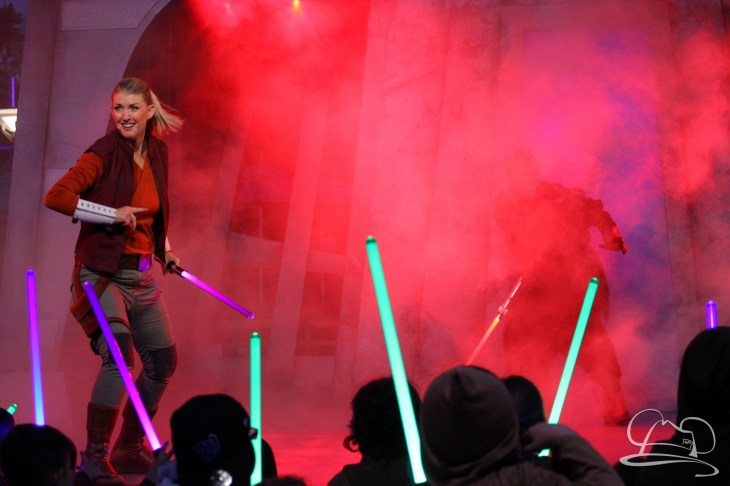 Jedi Training Trials of the Temple Disneyland-364