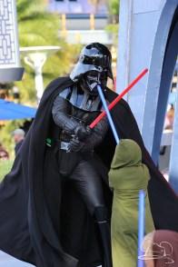 Jedi Training Trials of the Temple Disneyland-52