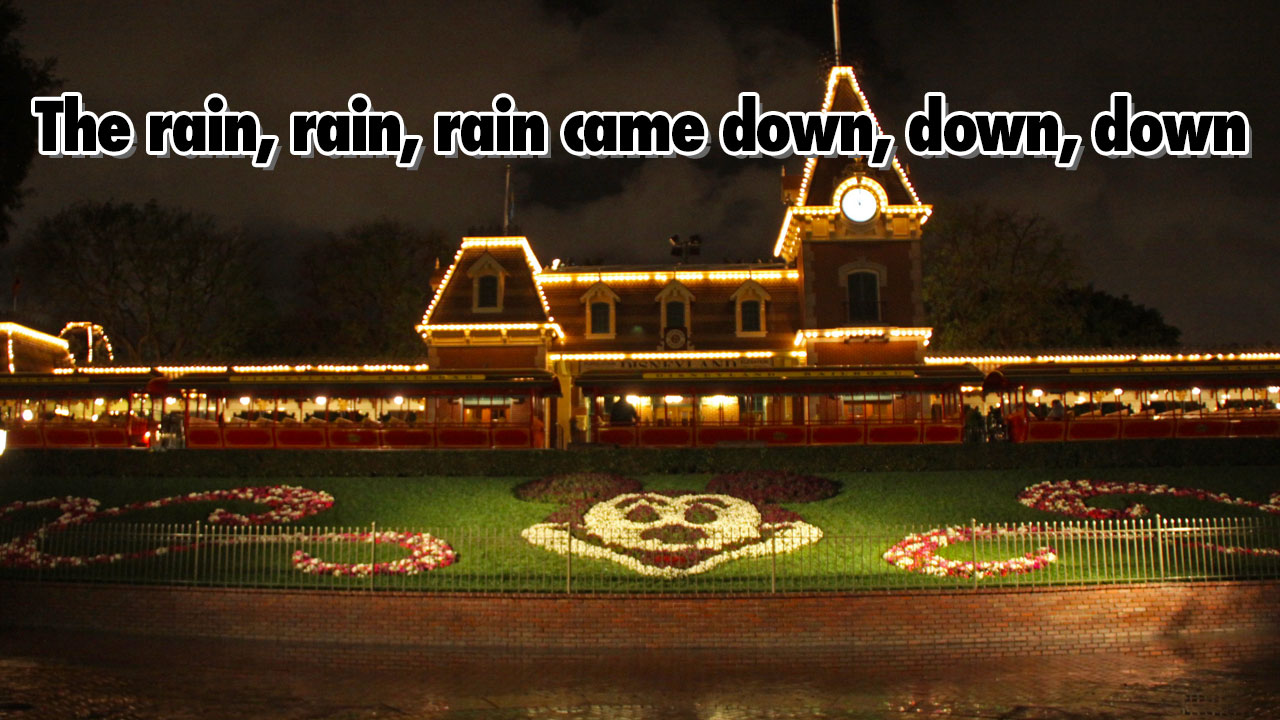 The rain, rain, rain came down, down, down - Geeks Corner - Episode 514