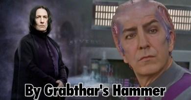 By Grabthar's Hammer - Geeks Corner - Episode 516