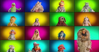 The Muppets Light the Lights