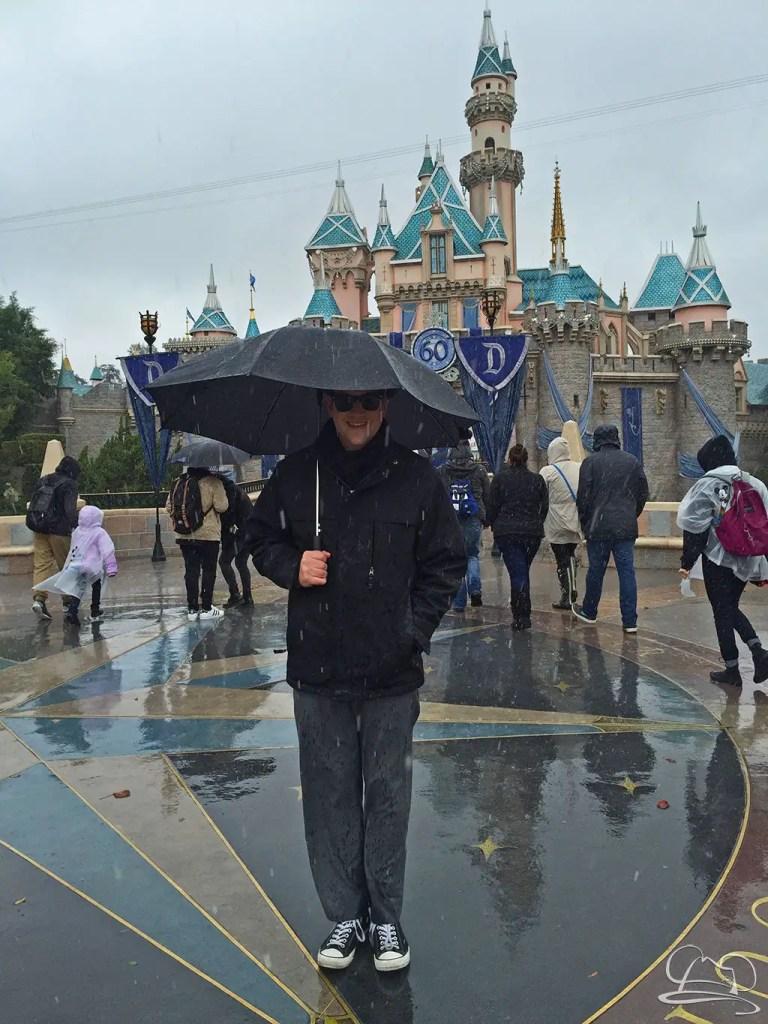 Mr. DAPs Rainy Day at Disneyland - Sundays with DAPs