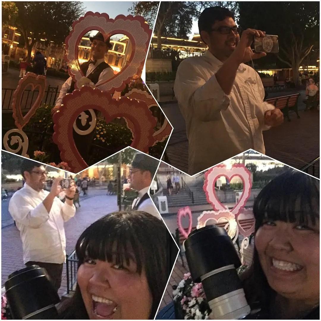 Random Disneyland - Sundays With DAPs