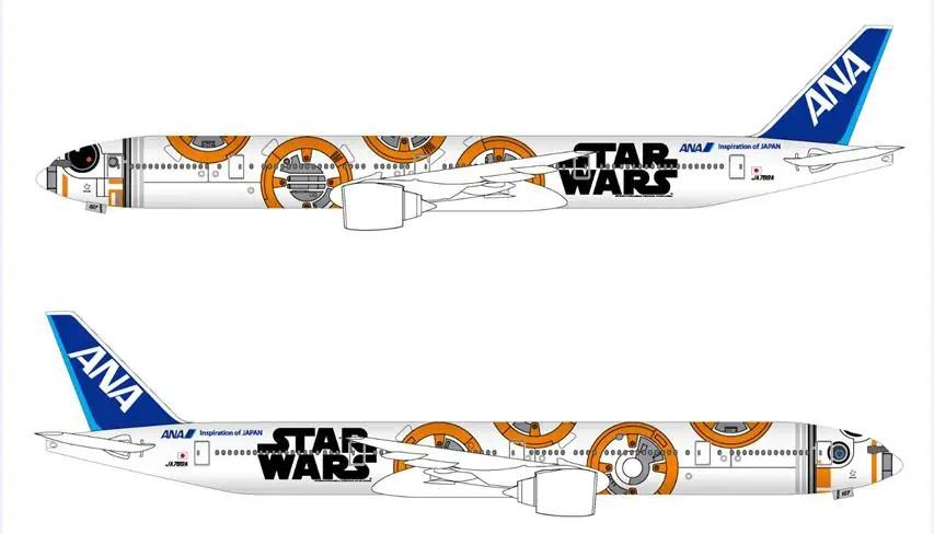 ANA Star Wars