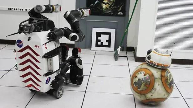 BB-8 NASA (JPL)