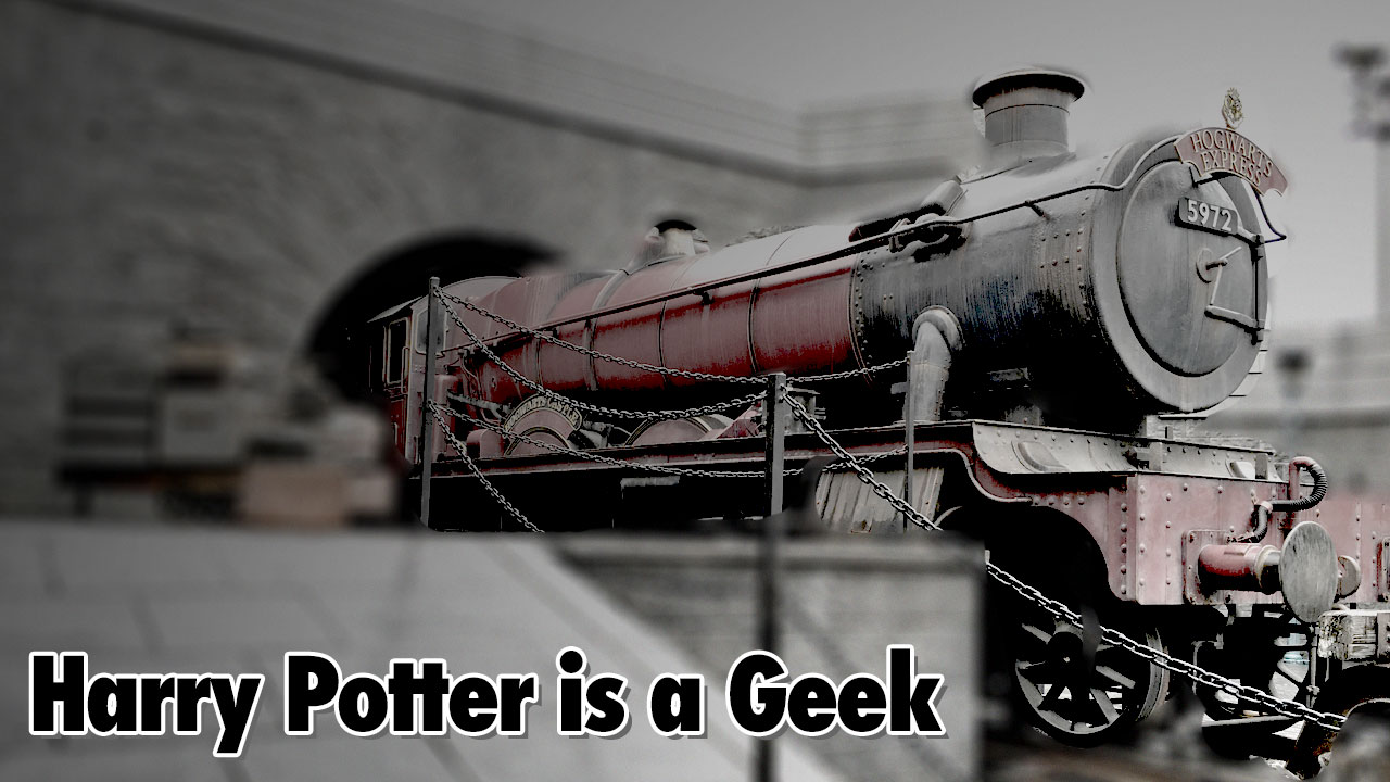 Harry Potter is a Geek - Geeks Corner - Episode 522
