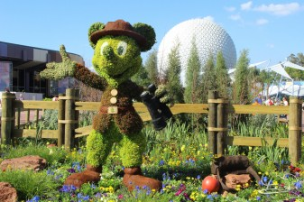 Walt Disney World - Day 1-108