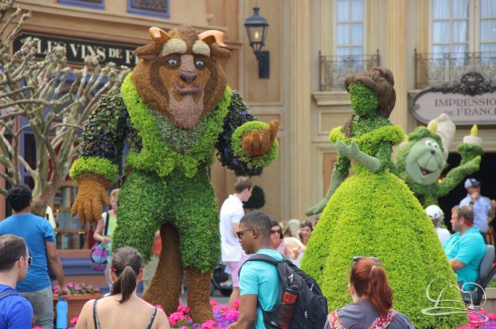 Walt Disney World - Day 1-51