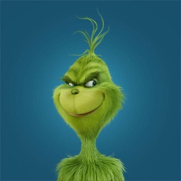 Benedict Cumberbatch to Voice The Grinch