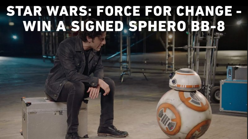 Star Wars Force for Change