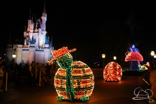 Walt Disney World Day 2 - Magic Kingdom-123