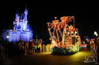 Walt Disney World Day 2 - Magic Kingdom-139