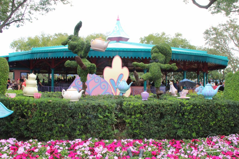 Walt Disney World Day 2 - Magic Kingdom-17