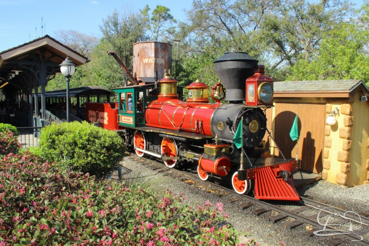 Walt Disney World Day 2 - Magic Kingdom-27