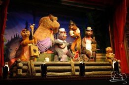 Walt Disney World Day 2 - Magic Kingdom-37