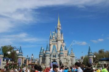 Walt Disney World Day 2 - Magic Kingdom-5