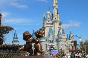 Walt Disney World Day 2 - Magic Kingdom-6