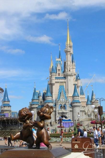 Walt Disney World Day 2 - Magic Kingdom-7
