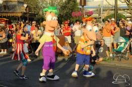 Walt Disney World Day 2 - Magic Kingdom-75
