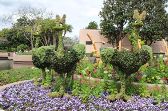 Walt Disney World Day 3 - Epcot and Magic Kingdom-15