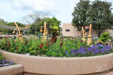 Walt Disney World Day 3 - Epcot and Magic Kingdom-16