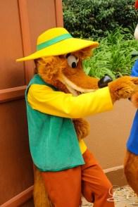Walt Disney World Day 3 - Epcot and Magic Kingdom-31