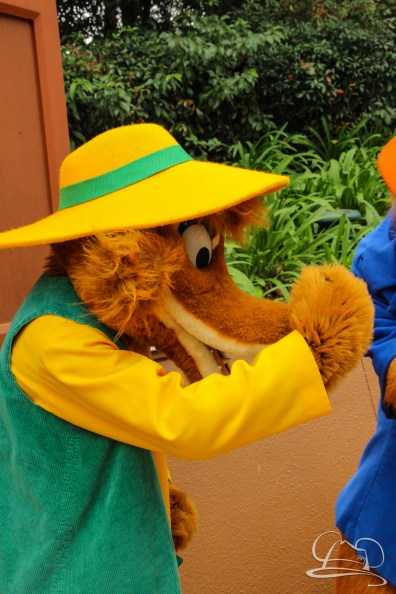 Walt Disney World Day 3 - Epcot and Magic Kingdom-33