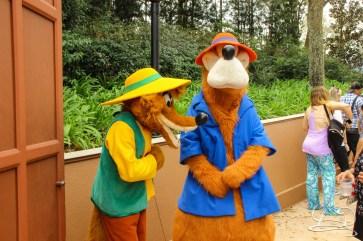 Walt Disney World Day 3 - Epcot and Magic Kingdom-38