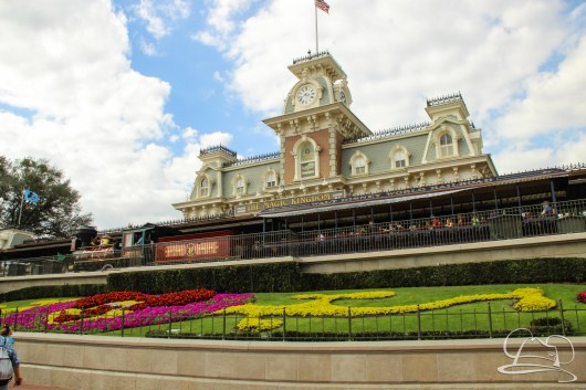 Walt Disney World Day 3 - Epcot and Magic Kingdom-49