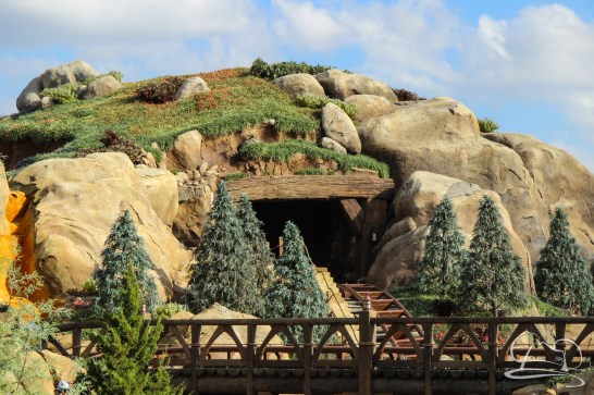 Walt Disney World Day 3 - Epcot and Magic Kingdom-58