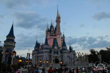 Walt Disney World Day 3 - Epcot and Magic Kingdom-91