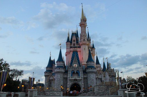 Walt Disney World Day 3 - Epcot and Magic Kingdom-92
