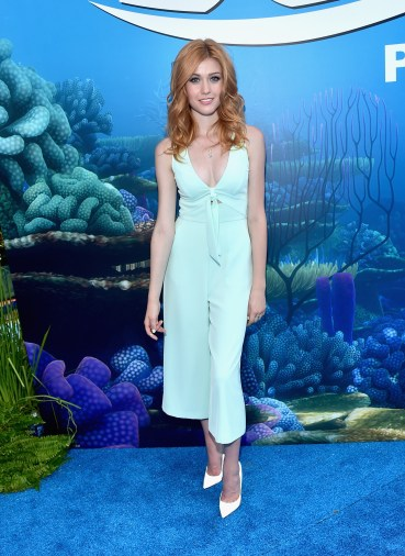 HOLLYWOOD, CA - JUNE 08: Actress Katherine McNamara attends The World Premiere of Disney-Pixar's FINDING DORY on Wednesday, June 8, 2016 in Hollywood, California. (Photo by Alberto E. Rodriguez/Getty Images for Disney) *** Local Caption *** Katherine McNamara