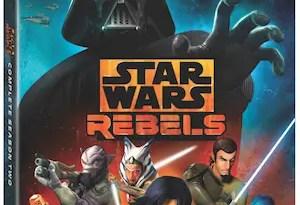 Star Wars Rebels: Season 2