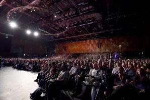 LONDON, ENGLAND - JULY 15: A general view of the fans during the Rogue One Panel at the Star Wars Celebration 2016 at ExCel on July 15, 2016 in London, England. (Photo by Ben A. Pruchnie/Getty Images for Walt Disney Studios)