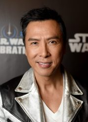 LONDON, ENGLAND - JULY 15: Donnie Yen attends the Star Wars Celebration at ExCel on July 15, 2016 in London, England. (Photo by Ben A. Pruchnie/Getty Images for Walt Disney Studios) *** Local Caption *** Donnie Yen