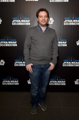 LONDON, ENGLAND - JULY 15: Director Gareth Edwards attends the Star Wars Celebration at ExCel on July 15, 2016 in London, England. (Photo by Ben A. Pruchnie/Getty Images for Walt Disney Studios) *** Local Caption *** Gareth Edwards