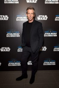 LONDON, ENGLAND - JULY 15: Ben Mendelsohn at the Star Wars Celebration at ExCel on July 15, 2016 in London, England. (Photo by Ben A. Pruchnie/Getty Images for Walt Disney Studios) *** Local Caption *** Ben Mendelsohn