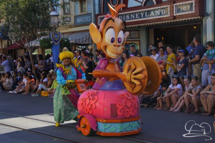 Disneyland Resort July 10, 2016-44