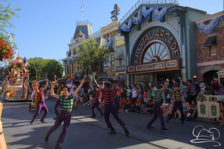 Disneyland Resort July 10, 2016-55