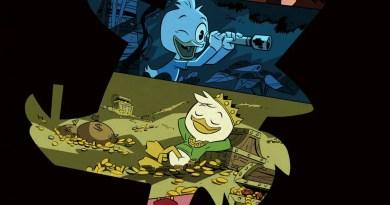 Disney XD DuckTales Teaser Art
