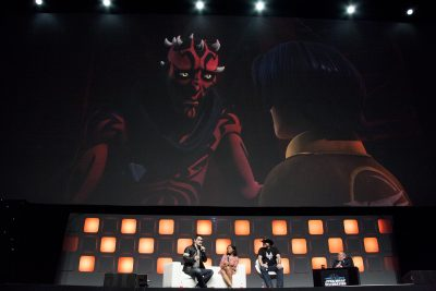 Star Wars Rebels Panel - Star Wars Celebration Europe