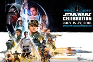 Star Wars Celebration Europe Poster